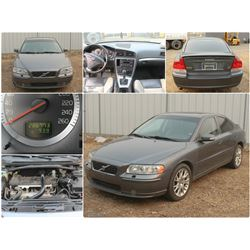FEATURED UNRESERVED 2007 VOLVO S60 AWD