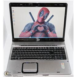 """17"""" HP PAVILION ENTERTAINMENT PC W/ WIN 8/MSOFFICE"""
