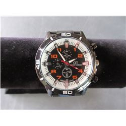 New GT Grand Touring Watch with Japan Movment
