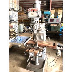 Bridgeport Style Mill with Enco Digital Readout