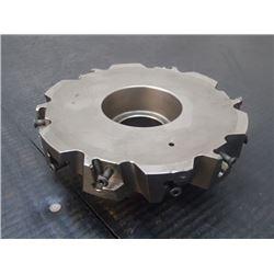 "Ingersoll 6"" x 1"" Indexable Slot Milling Cutter, P/N: 3SJ6L-0610058R01"