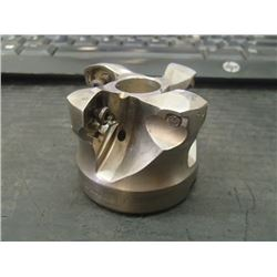 """Iscar 2"""" Indexable Coolant Thru Face Mill, P/N: FF FW D2.00-.75-09-C"""