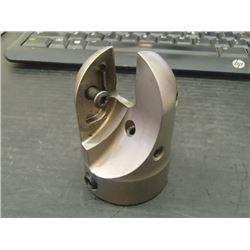 "Ingersoll 2"" Indexable, Coolant Thru, Ball Nose Module Head, P/N: 1BW7Y-2003076R01"
