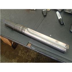 "2"" Indexable Coolant Thru Spade Drill, Morse Taper 5 Shank"