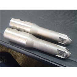 """Ingersoll 1"""" Indexable Ball Nose Mills, P/N: 25W2X1081R01"""