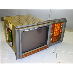 FANUC A02B-0091-C042 OPERATORS PANEL