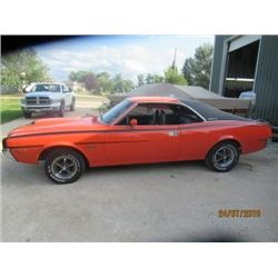 1970 AMC Javelin 2 Door
