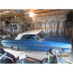 1964 Ford Galaxie 2 Door