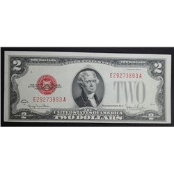 1928 G $2 LEGAL TENDER RED SEAL FR1508