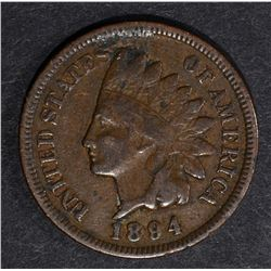 1894 INDIAN CENT VERY FINE