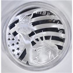 3-OUNCE .999 SILVER ROUND