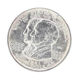 1921 Alabama 2x2 Centennial Commemorative Half Dollar Coin