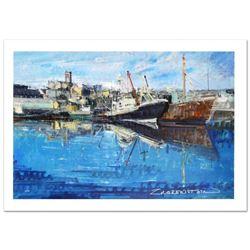 Penzance Harbor by Zwarenstein, Alex