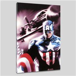 Captain America #609 by Marvel Comics