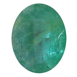 3 ctw Oval Emerald Parcel