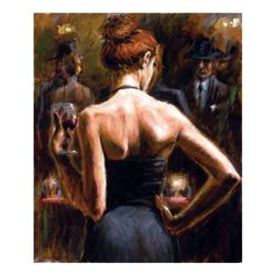 Girl with Red Hair by Perez, Fabian