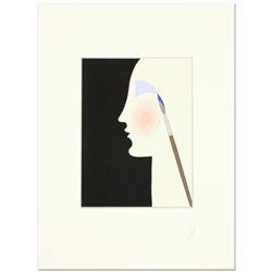 Cosmetic Brush by Erte (1892-1990)