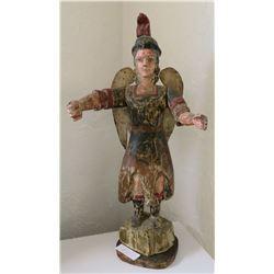 Old Santo Figure