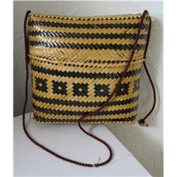 Cherokee Basketry Bag