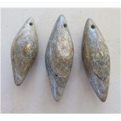 Cache of 3 California Plummets
