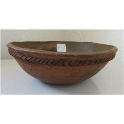 Navajo Clay Bowl