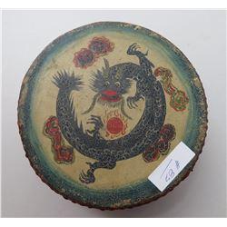 Antique Chinese Drum