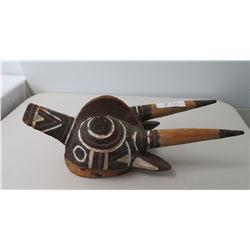 Bobo African Wood Mask