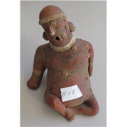 Pre-Columbian-style Figure