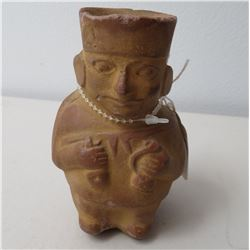 Pre-Columbian-style Incense Holder