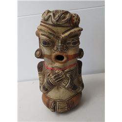 Large Pre-Columbian Figure