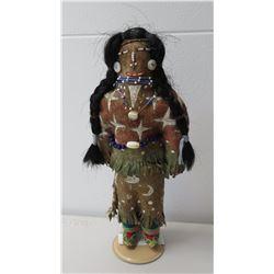 Rare Sioux Doll
