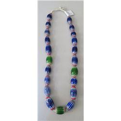 String of Chevron Beads