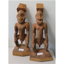 Pair of PNG Human Figures
