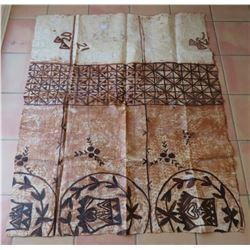 Large Tapa Cloth