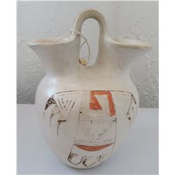 Lomakema Hopi Wedding Pot