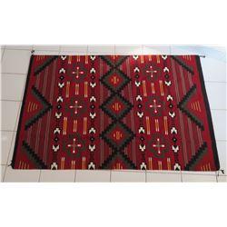 Navajo Ganado Weaving