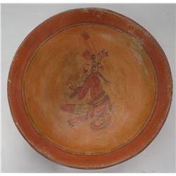 Fine Mayan Bowl