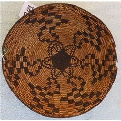 White Mountain Apache Basketry Tray