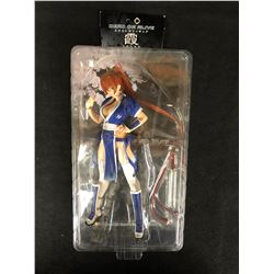 Kasumi 1:8 Scale Figure Dead Or Alive - Sega Blue Version