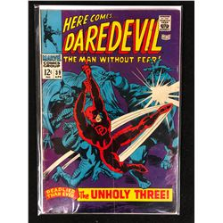 DAREDEVIL #39 (MARVEL COMICS)