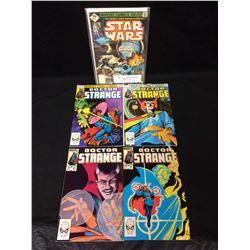 DOCTOR STRANGE COMIC BOOK LOT (MARVEL COMICS)