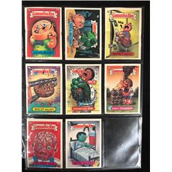 GARBAGE PAIL KIDS STICKERS LOT