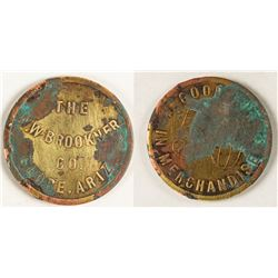 W.W. Brookner Co. Token