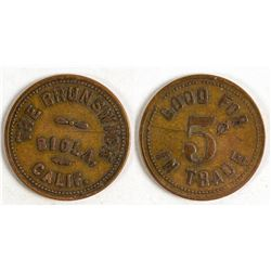The Brunswick Token