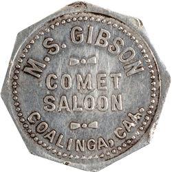 Comet Saloon Token