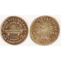 Wm. Eastman Token