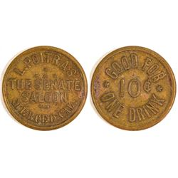 Senate Saloon Token
