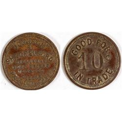 Johnson & Shackelford Token