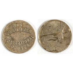 Rio Consumnes Correctional Center Token