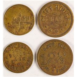Cliff House Tokens